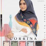 Segi Empat CORRINA (12 Design, 5 Colour)