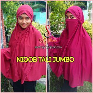 Hijab Niqob Tali Jumbo.