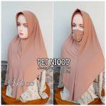 Hijab PET NIQOB Jersey.