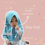 JILBAB BAYI BABY CARLA
