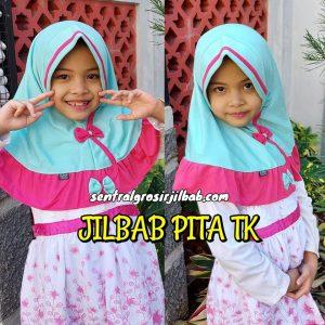 Jilbab Anak Pita TK