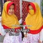 Niqob Anak KK