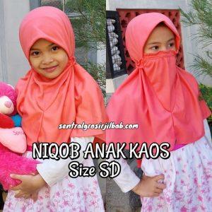 Niqob Anak Kaos.