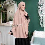Hijab Rubiah Tali Ex (Extra Size)