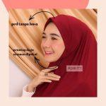 Hijab Bergo Malaysia, Medium.