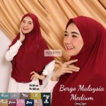 Hijab Bergo Malaysia