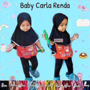Jilbab Baby Carla Renda