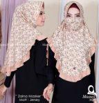 Hijab Zaina Masker (Klik Video)