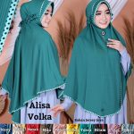 Hijab Alisa Volka.
