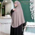 Hijab Bergo Malaysia Jumbo.