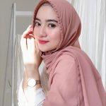 Grosir Hijab Pashmina Lipit.