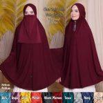 Hijab Tali Cadar (Pet dan Non Pet / Syria)