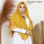 Khimar Alya Jumbo.