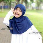 Hijab Rubiah Tali Anak (size M).