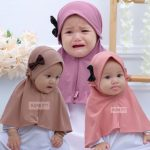 Jilbab Bayi Baby Pita.