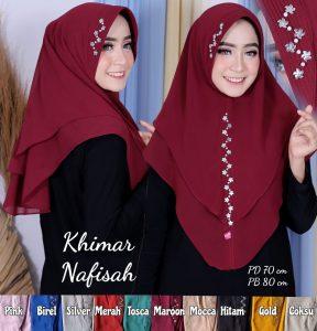 Khimar Nafisah 45 32 29