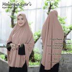 Hijab Bergo Malaysia Syar'i.