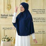 Hijab Rubiah Saku.