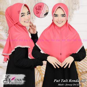 Hijab Pet Tali Renda AB.