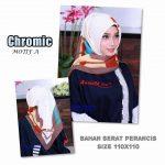 Chromic A 28 31 40 510 Azzura SG Jilbab