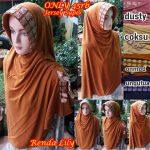 Renda Lily 45 rebuan SG Jilbab