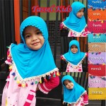 Tassel Kids SG Jilbab