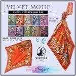 Velvet Motif Umama 7 SG Jilbab