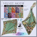 Velvet Motif Umama 9 SG Jilbab