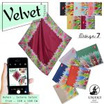 Velvet Square Umama SG Jilbab 7