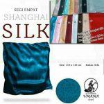 Segiempat Shanghai Silk 29 32 40 520 Umama SG Jilbab