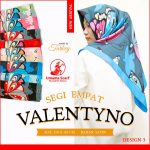 Segiempat Valentyno Design 3., 28 31 510 SG Jilbab