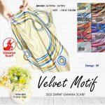 Velvet Motif 05 Umama SG Jilbab