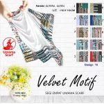 Velvet Motif 10 Umama SG Jilbab