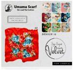 Velvet Motif 12 Umama SG Jilbab