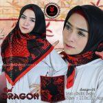 Red Dragon 01 SG Jilbab by YEFFA