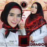 Red Dragon 02 SG Jilbab by YEFFA