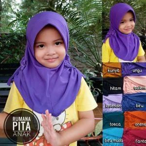Jilbab Rumana Pita Anak