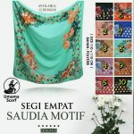 Saudia Motif 03, 20 23 30 330 by Umama SG Jilbab