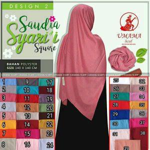 Saudia Syar'i 29 32 40 520, 10 Okt'17SG Jilbab