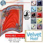 Velvet Motif 25 28 35 440 Umama design 04 SG Jilbab