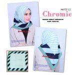 Chromic 28 31 40 510 Motif C2 by Azzura SG Jilbab