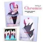 Chromic 28 31 40 510 Motif C4 by Azzura SG Jilbab