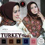 Segeimpat Turkey Yarn by YEFFA SG Jilbab Motif A