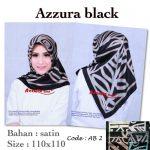 Azzura Black 27 30 40 490 AB 2 SG JIlbab