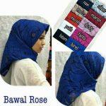 Bawal Rose SG Jilbab