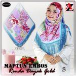 Maptun Embos B SG Jilbab