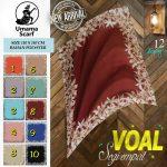 Segiempat VOAL 21 24 30 360 By Umama SG Jilbab Design