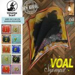 Segiempat VOAL 21 24 30 360 By Umama SG Jilbab Design 4