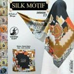 Silk Motif Design 13, 23 26 35 400 SG Jilbab