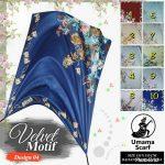 Velvet Motif by Umama SG Jilbab Design 04